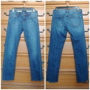 Pilcro and The Letterpress Hyphen Jeans
